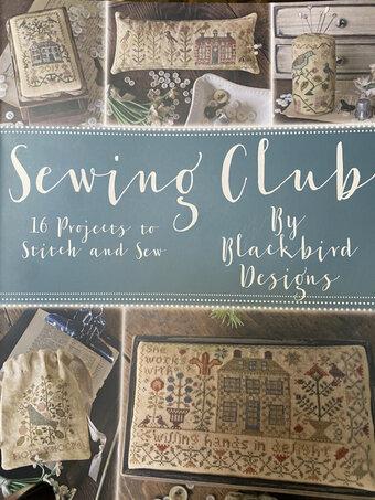 Blackbird Sewing Club Thread Pack