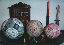Amaryllis Artworks Quaker Ball