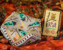 Lizzie Kate 2013 Limited Edition Hoot  Thread Pack