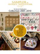 Sampler & Antique Magazines 2001-2010 DVD