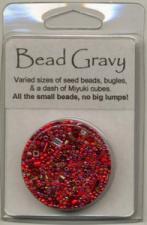 BDGR4 Bead Gravy Rich Paprika