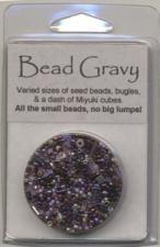 BDGR5 Bead Gravy Blackberry Violet