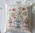 Blackbird 2013 Spring LF Summer Berry Pincushion Speciality Thread Pack