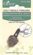 Clover 466CV Quilting Needle Heart Threader