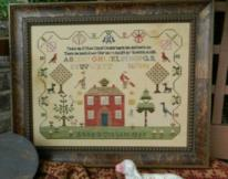 Tree of Life Ann M Teach Me Sampler