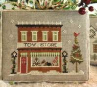 LHN Hometown Holiday Toy Store