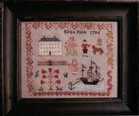 Stacy Nash Eliza Poole Sampler Gentle Art Speciality Thread Pack