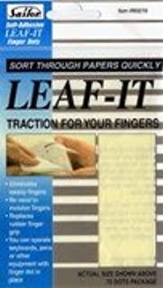 Self-Adhesive Leaf-It Finger Traction 70/pkg #60219