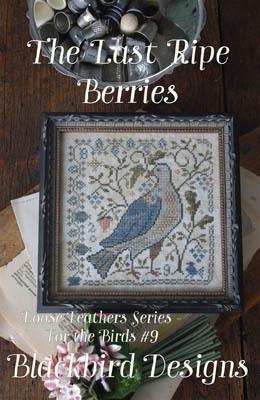 The Last Ripe Berries Blackbird Designs
