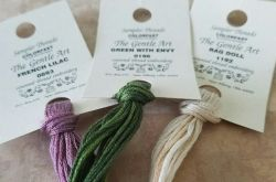 GA 2016 new colors (3 skeins)