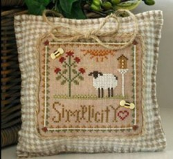 LHN Sheep Virtue Simplicity With Threads