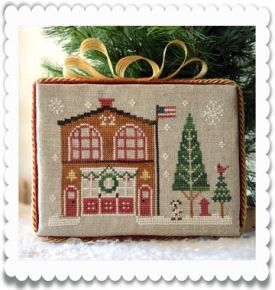 LHN Hometown Holiday Firehouse