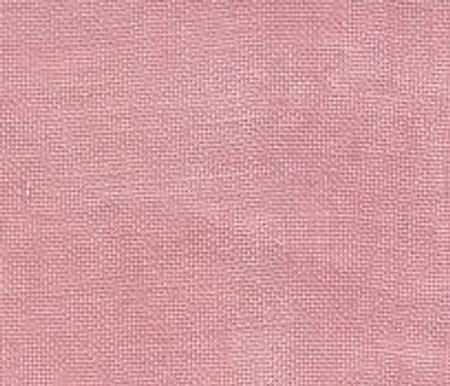 Weeks Dye Work 32 ct Charlotte's Pink Linen 34