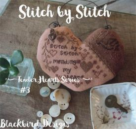 Blackbird 2016 Stitch by Stitch