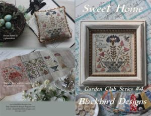 Blackbird Sweet Home Speciality Thread Pack