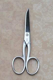 Bohin 24013  5in Sewing Scissors Silver