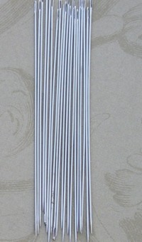 Bohin Beading Needles size #13 Bulk   (25 needles)