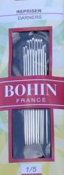 Bohin 00562 Long  Darners Assorted 1/5 (10 needles)