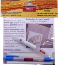 Bohin 62593 Transfer Veils, Marker and Brush (3)