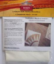 Bohin 62597 Veil Transfer Mesh 12in x 20in (5 pieces)
