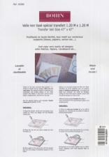 Bohin 62599 Veil Transfer Mesh 50in x 50in (1 piece)