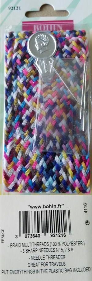 Bohin 92121 Sewing Travel Kit Blister