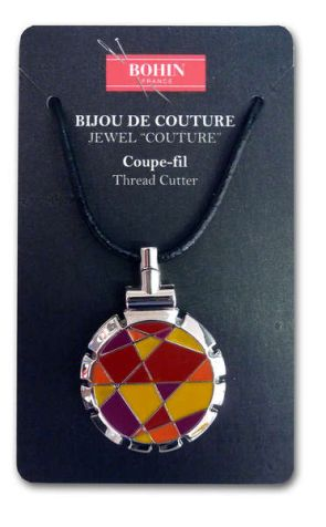 Bohin  98309 Jewel Couture Thread Cutter