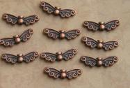 Butterfly Wing Connector Copper (10)