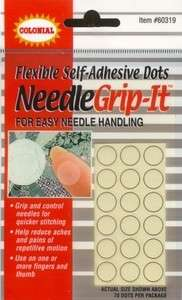 Colonial 60319 Needle Grip It