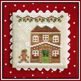 Cottage GB Gingerbead house 5