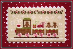 cottagegingerbreadtrain
