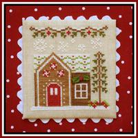 Cottage GB Gingerbead house 6