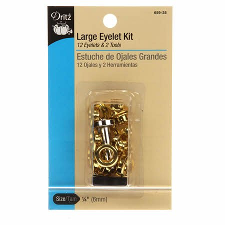 Dritz Large Eyelet Kit