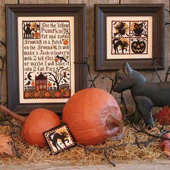Prairie Schooler Pumpkin Patch