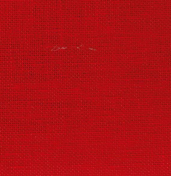 Jobelan 28 ct Christmas Red 55