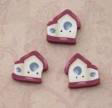 JABC nh1005s Red Roof Birdhouse (3)