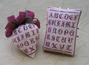 Alphabet Collection PDF chart with Accessory Pack
