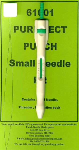 Purr-fect Punch Needle Medium