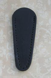 3 inch Leather Sheath for Scissors Assorted Colors