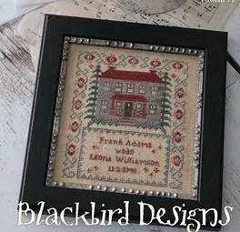 Blackbird Evergreen Lane Thread Pack