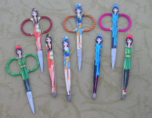Special Pricing for Collection A All 4 Scissors and 4 Tweezers