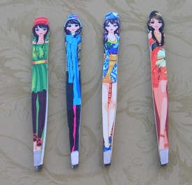 Special Pricing for Collection A All 4 Tweezers