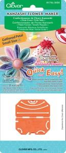 Clover 8484 CV Kanzashi Flower Maker  Gathered Petal (Small)