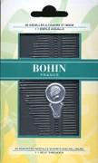 Bohin 05099 Milliners & Sharps Hand Needle Assortment (40 needles plus threader)