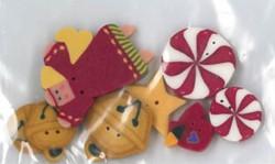 JABC Winter Holidays Button Pack 9641