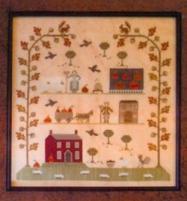 With Thy N & T Autumn Sampler Gentle Art Thread Pack