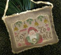 HE 2012 Santa Ornament Joy to All