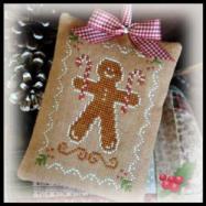LHN October 2012 Gingerbread Cookie