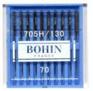 Bohin 18046  Universal Machine Needle Size 10/70 (10 needles)