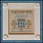 Cottage August Cottage Chart